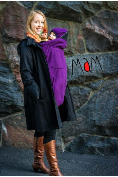 MaM Deluxe Tragecover - Purple Hummingbird