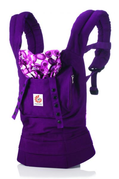 Ergobaby Original - Purple Mystic