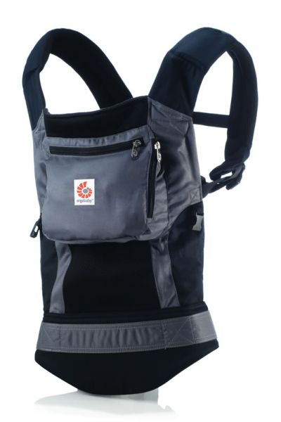 Ergobaby Performance - Charcoal Black